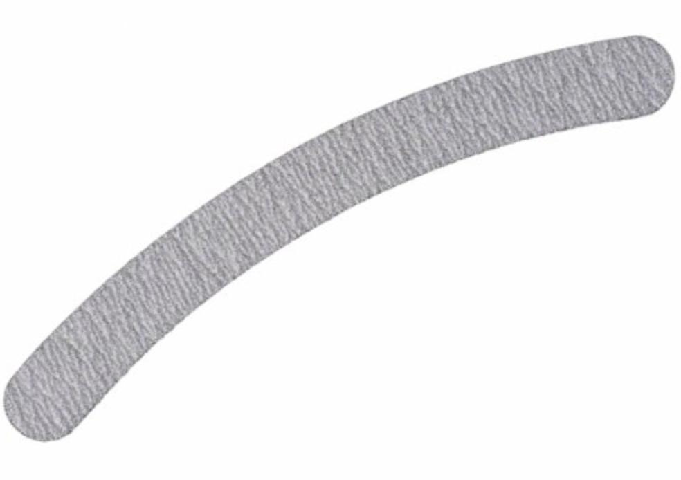 Vijlen grijs krom 100/180