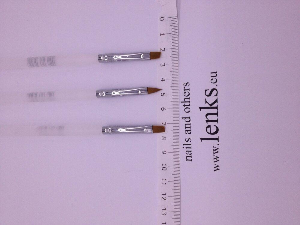 multi functie gel en nail art penselen  in 1 set