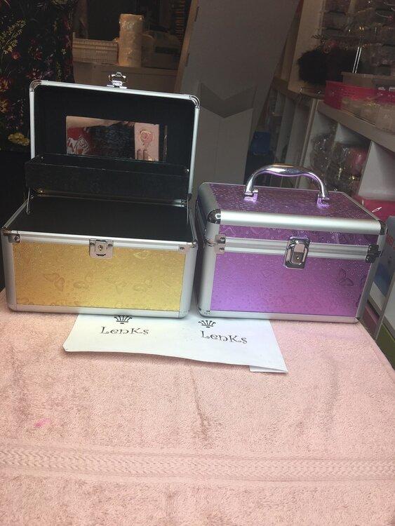 beautycase pink