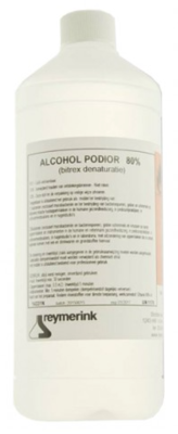 Alcohol 80% 1 liter