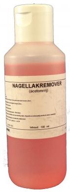 Nagellak remover zonder aceton 100ml
