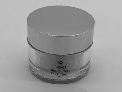 UV Builder Gel Thick Clear 30ml