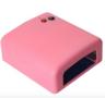 UV Lamp 36 WATT roze