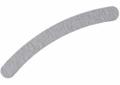 Vijlen grijs krom 100/180 3 stuks
