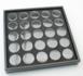 Display box voor 25 potjes, inclusief 25 binnen potjes_